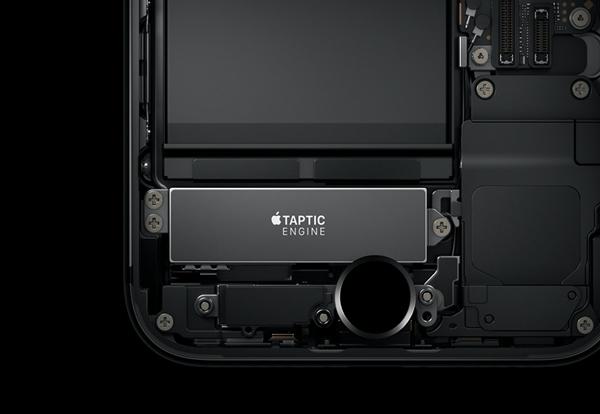 haptik iPhone 7 taptic engine